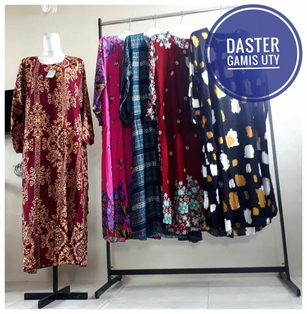 Grosir Daster Murah Kekinian Kualitas Bagus Jawa Tengah